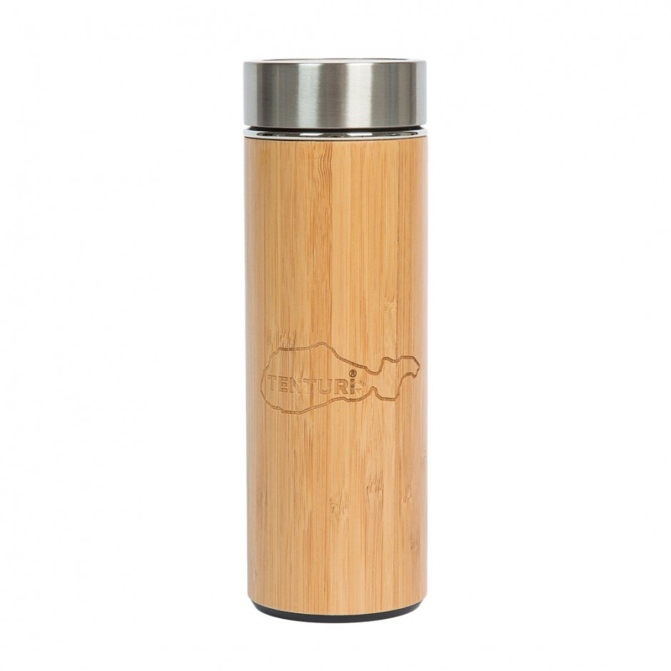 Thermoskanne Bamboo